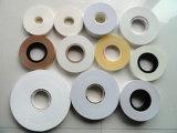 Escoger la cara adhesiva echada a un lado con el precio competitivo de cinta de papel
