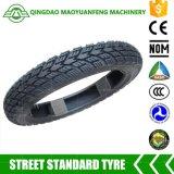 2.75-14 Motorrad-Gefäß-schlauchloser Gummireifen-Reifen