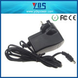 12V 1A BRITISCHES Wall Plug in Adapter