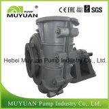 Horizontale Hochleistungsschlamm-Pumpe in der Massen-und Papier-Pflanze