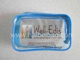 Sac cosmétique de PVC imprimé par coutume (HBPV-12)