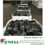 Argilla senz'acqua alcalina del foro di colpetto per la grande fornace