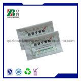 Sacchetto facciale impaccante della mascherina laminato plastica di stampa di incisione