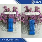 vidro de teste padrão desobstruído do flutuador de 3mm/4mm/5mm/6mm para o quarto de chuveiro