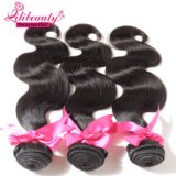 Body Wave Extension de cheveux humains Non transformé en gros Virgin Peruvian Hair for Black Women