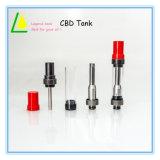 Cartouche de fonctionnement en verre de vaporisateur de pétrole de Cbd de réservoir de Pyrex de cigarette d'E