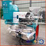 Máquina de pressão da palma ou do petróleo verde-oliva
