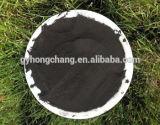 Carbón activado polvo de madera de la categoría alimenticia del surtidor del oro