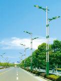 Hohe Solar-LED Straßenbeleuchtung der Helligkeits-30W