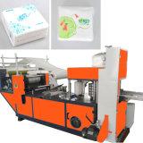 Serviette convertissant le tissu de serviette de machine faisant la machine