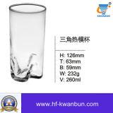 高品質のシャンペンのガラスコップのガラス製品のKbHn079