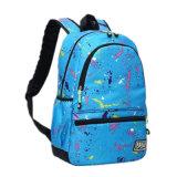 Подгонянный отдых мешка студента логоса Nylon напольный резвится Backpack Backpack водоустойчивый (GB#506)