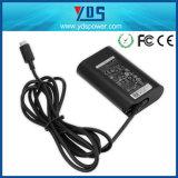 45W 5V 2A / 20V 2.25A Adaptateur secteur nouveau portable pour DELL Type-C Chargeur Pd