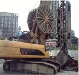 Encavateur puissant de mur de diaphragme monté par chenille du circuit TG50 hydraulique