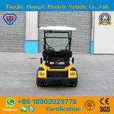 Zhongyi 2 Seater с батареи дороги - приведенного в действие внедорожника гольфа классицистического челнока электрического Sightseeing с сертификатом Ce