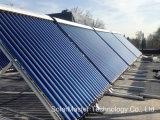 10年の保証のヒートパイプ圧力ソーラーコレクタ(EN12975)
