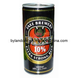 Zinn Beer Can 1000ml
