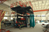 Buona macchina dello stampaggio mediante soffiatura di stirata di Exstrusion di prezzi/macchina automatica dello stampaggio mediante soffiatura dell'HDPE
