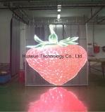 P6 P10 Glaswindows LED-Bildschirm