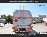 3 de Tanker van de Aanhangwagen van het Staal van de as 50000L voor Vervoer van de Brandstof