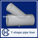 Y-Forma proveedor de tuberías Liner
