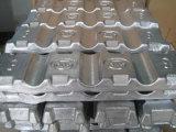 Zink 99.995% Zamak 2/3/5 Barren-unterschiedlicher Reinheit-Zink-Barren
