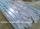 Di Hongfa sistema del comitato del muro di cemento prefabbricato peso leggero automatico in pieno