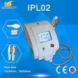 血管のアクネの取り外しIPLの毛の取り外し装置(IPL02)