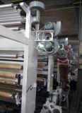 Machine d'impression automatisée de rotogravure de couleurs du registre cinq (DNAY800G)