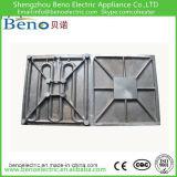 400mm*500mmの暖房の出版物機械のための電気アルミニウム暖房版