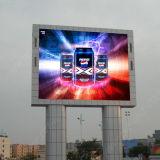 Tela video do indicador de diodo emissor de luz do anúncio ao ar livre de cor cheia (MERGULHO P10, P16)