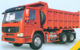 Autocarro con cassone ribaltabile di HOWO 6X4 (ZZ3257N3647N1)