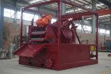 石油およびガスの固体制御泥のリサイクリング・システム