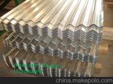Hauptaufbau galvanisierter Stahl