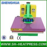 高圧手動手の熱出版物機械
