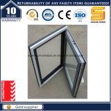 Finestra di alluminio bianca ricoprente della stoffa per tendine della polvere rigogliosa delle 2015 parti superiori