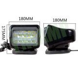 indicatore luminoso marino di ricerca di telecomando LED del CREE 50W con la base del magnete