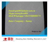 Placa de gipsita falsa do PVC dos projetos do teto do melhor preço e da boa qualidade