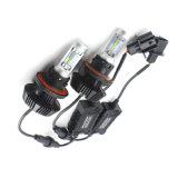 LED 6500k LED 맨 위 램프를 가진 자동 빛 G7 H13 50W 8000lm LED 헤드라이트 변환 장비 고/저 광속