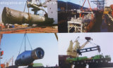 아프리카에 틈 대량 화물 해운업자