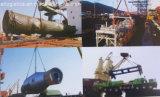Expédition de logistique et exportation de cargaison en bloc
