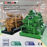 1MW Syngas Lebendmasse-elektrischer Generator leiser Genset Lebendmasse-Generator
