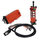 Teledirigido sin hilos modificada para requisitos particulares de la grúa teledirigida durable del interruptor