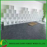De witte MFC van de Kleur Boekenkast van het Kantoormeubilair van de Raad