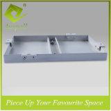 Aluminium|Im Freiendekoration-Wand