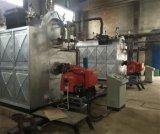 De volledig Automatische Dubbele Stoomketel van het Aardgas van de Trommel Horizontale Industriële
