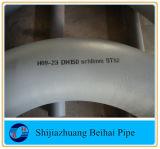 Grote Grootte 90 van het Koolstofstaal de Montage van de Pijp B19.9 Sch80 van de Kromming R=5D Sch80 van de Pijp