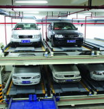4つのポストの自動駐車上昇か車の駐車上昇