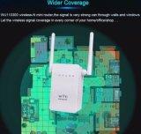 Draadloze WiFi Router 802.11 het Signaal HulpRoteador van de Routers van wi-FI van het Netwerk B/G/N draadloos-N