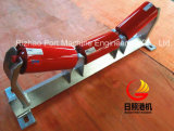 JIS Standard를 위한 SPD Conveyor Idler Frame